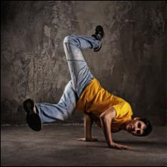 Steert dancer